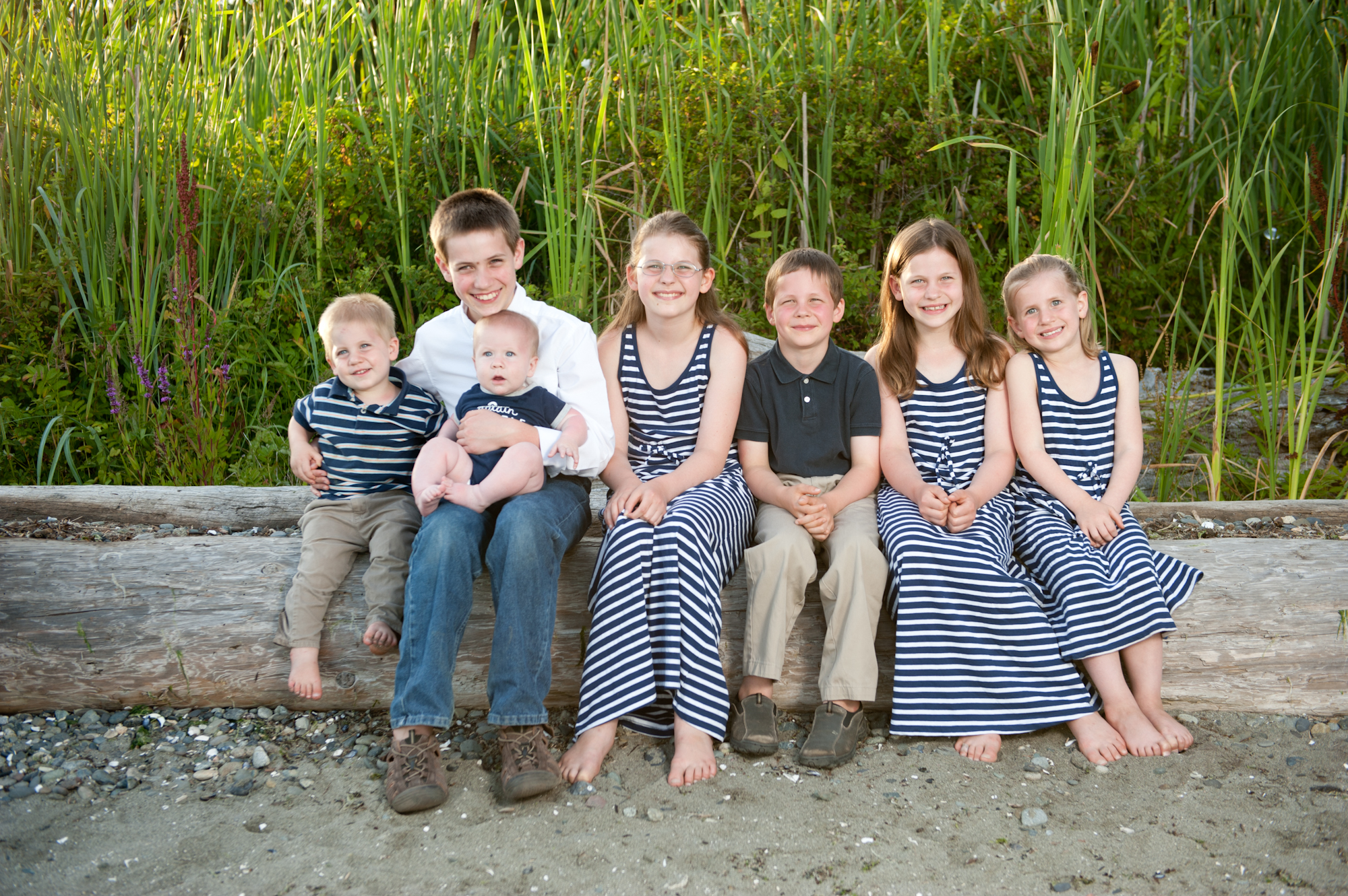bainbridge island tara and jeremy family photography