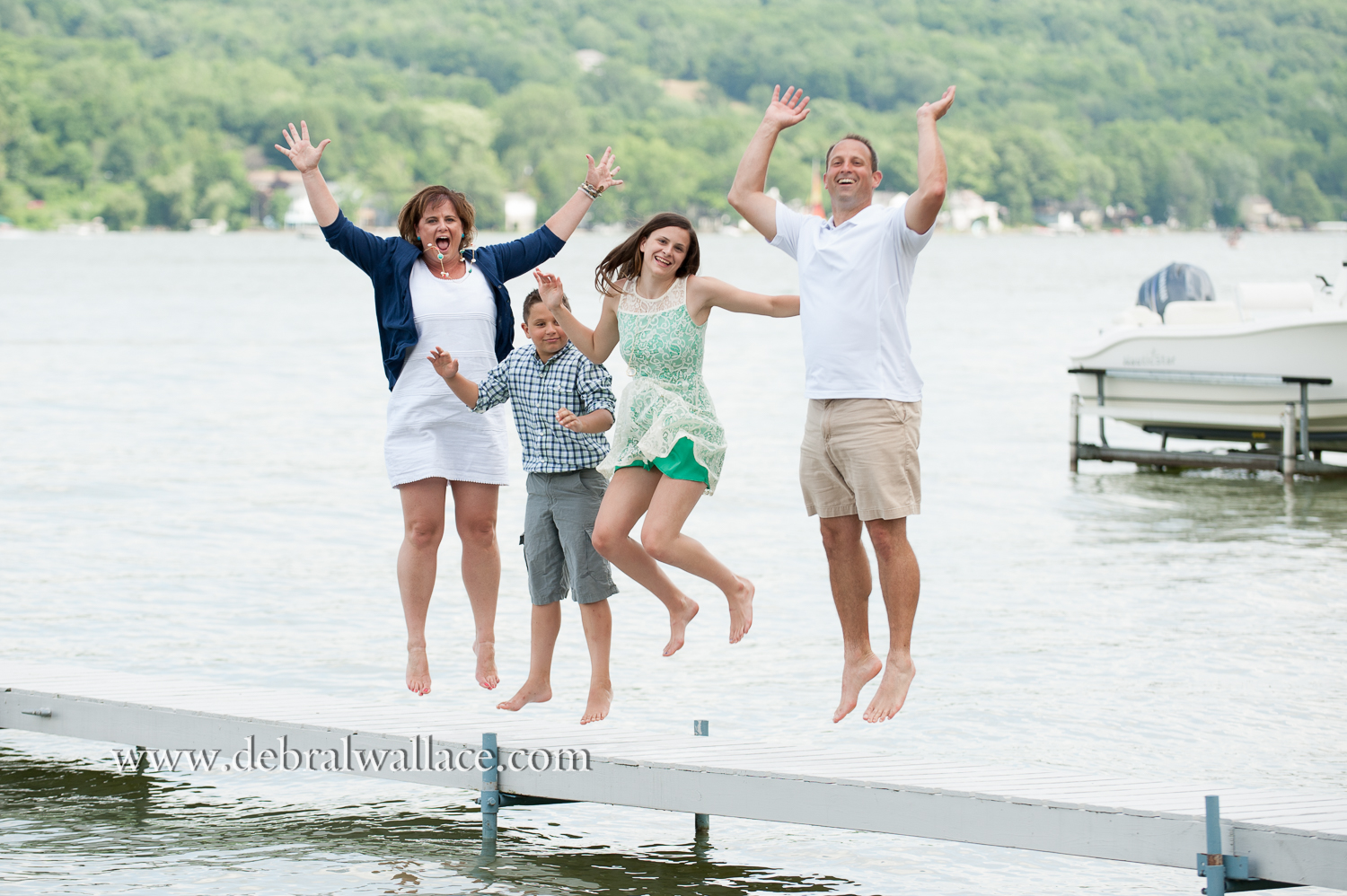 Conesus lake extended family photography outtake-7999