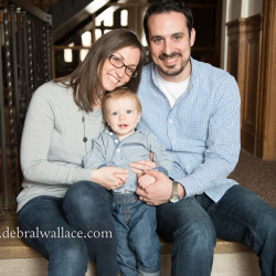 Memorial Art Gallery Family Portraits ~ Andy and Betsy