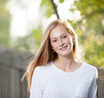 Genesee Valley Park High School Senior Photography Rochester Ny