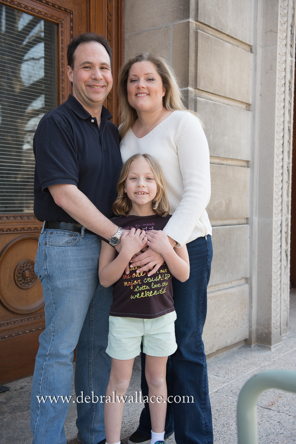 Univeristy of Rochester child and family photography-