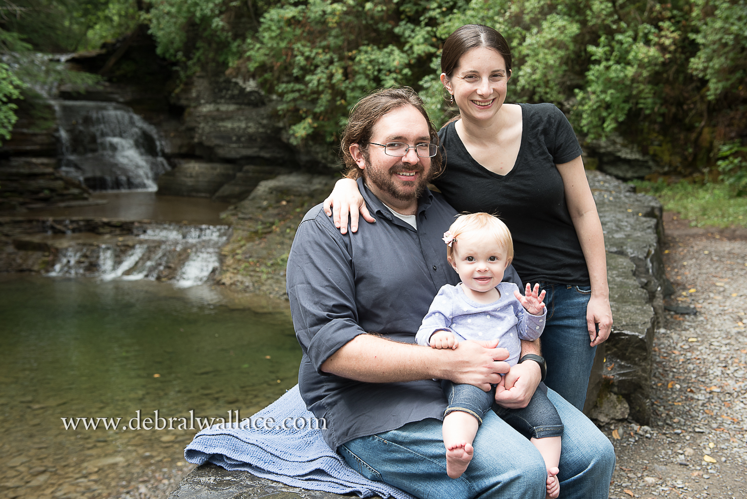 ithaca ny treman state park family portrait photography-6638