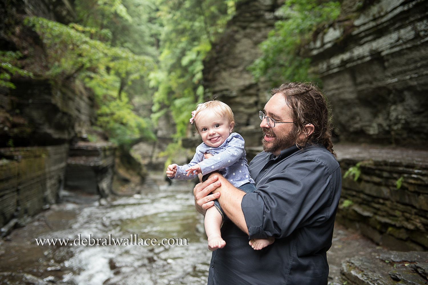 ithaca ny treman state park family portrait photography-6695