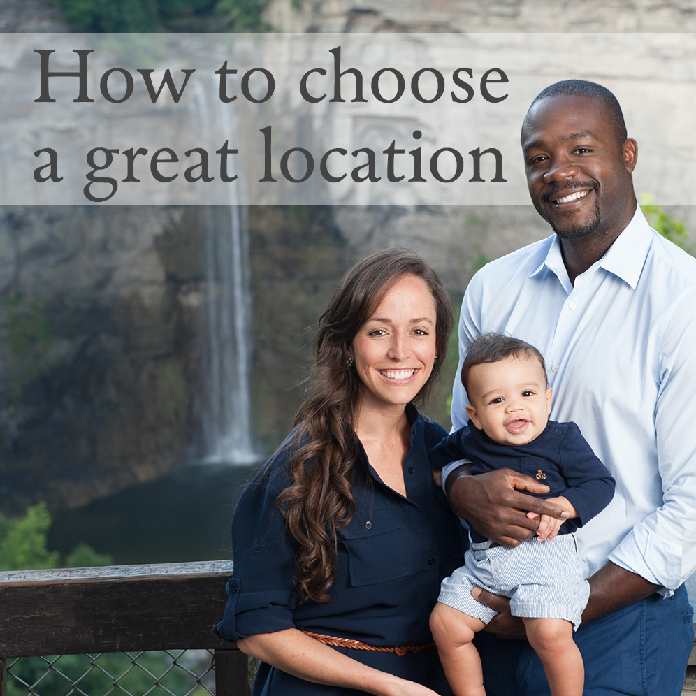 how to choose a great location