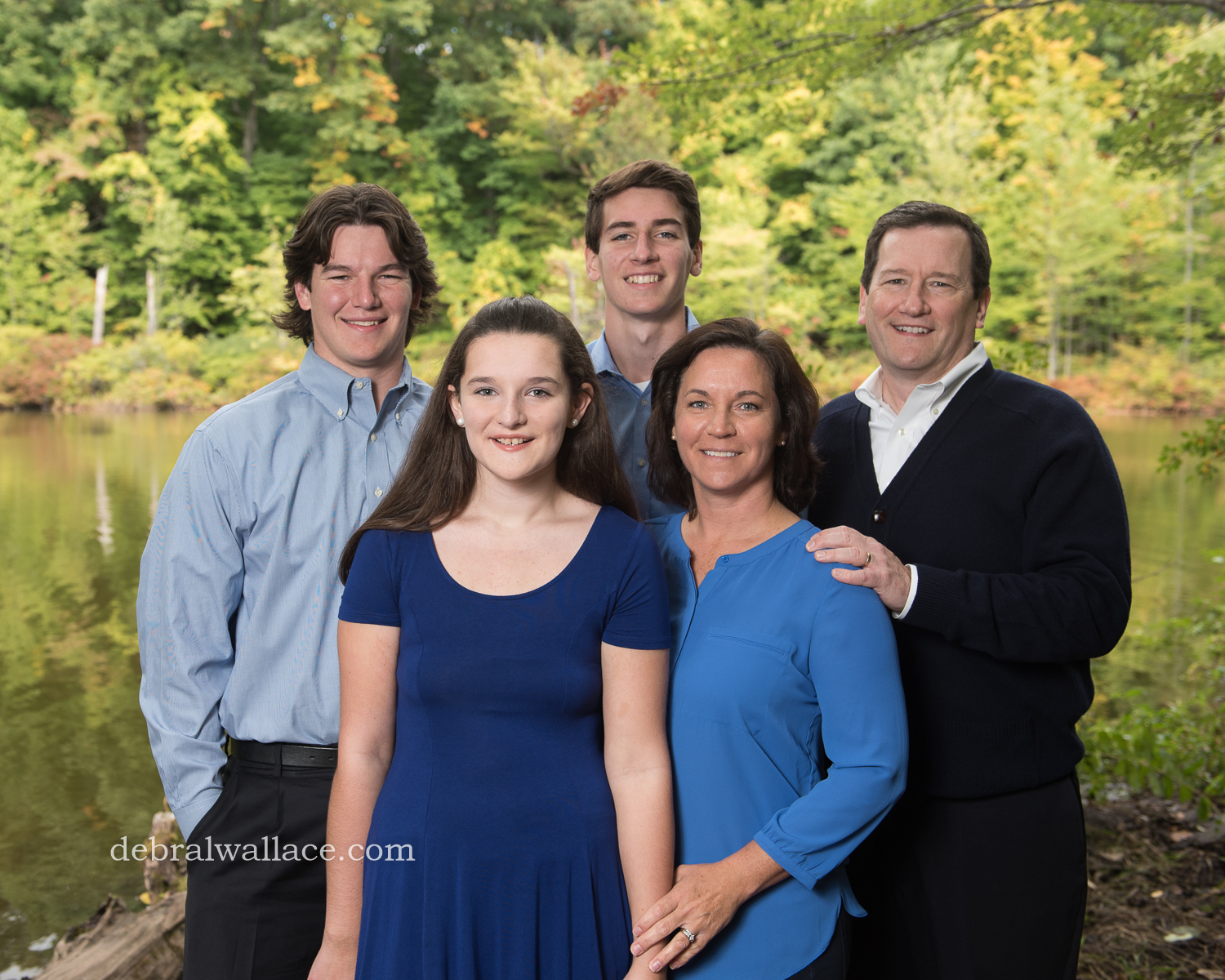 Mendon Ponds Professional Family Photos ~ Erin & Colin