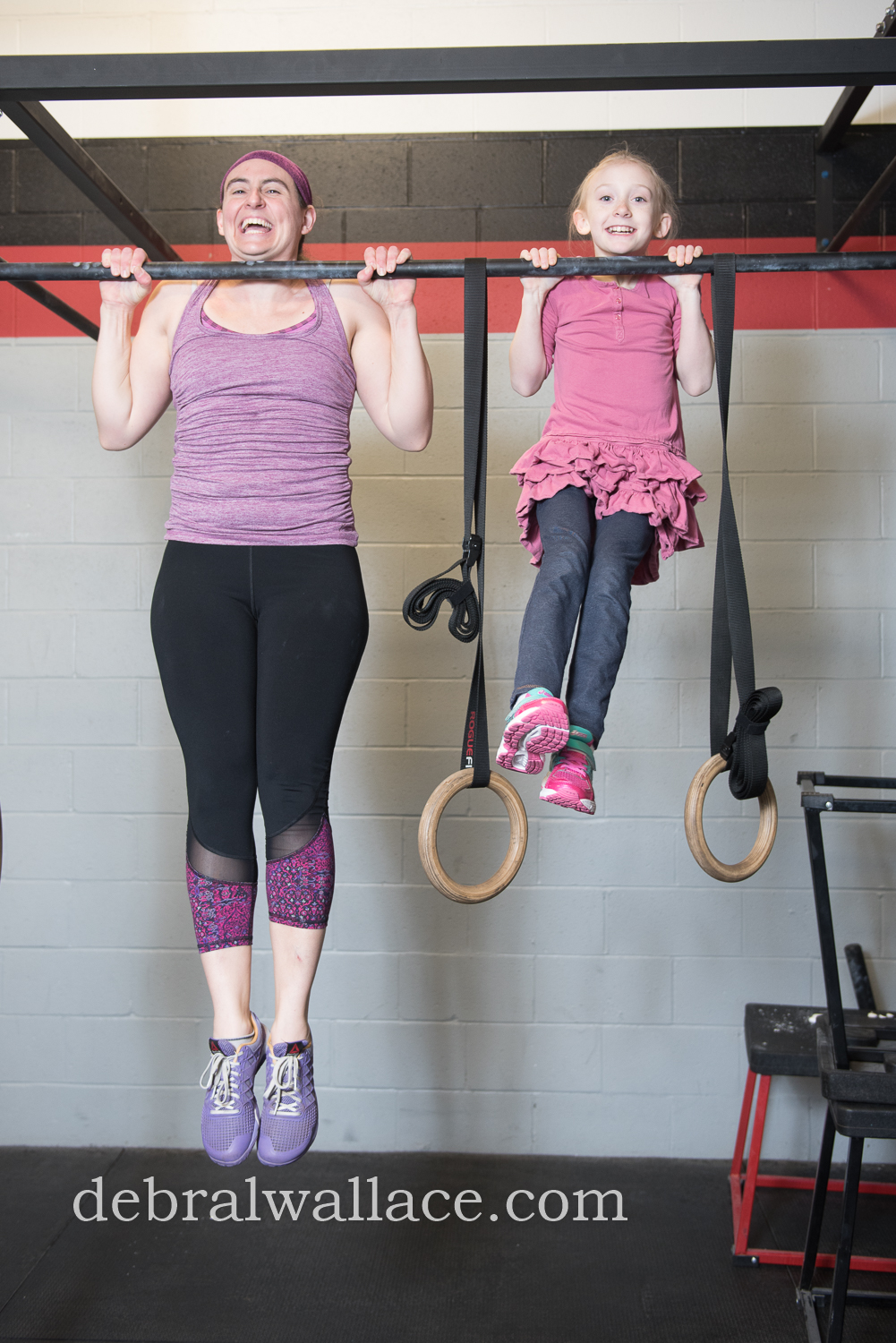 Crossfit Family Photos Webster NY