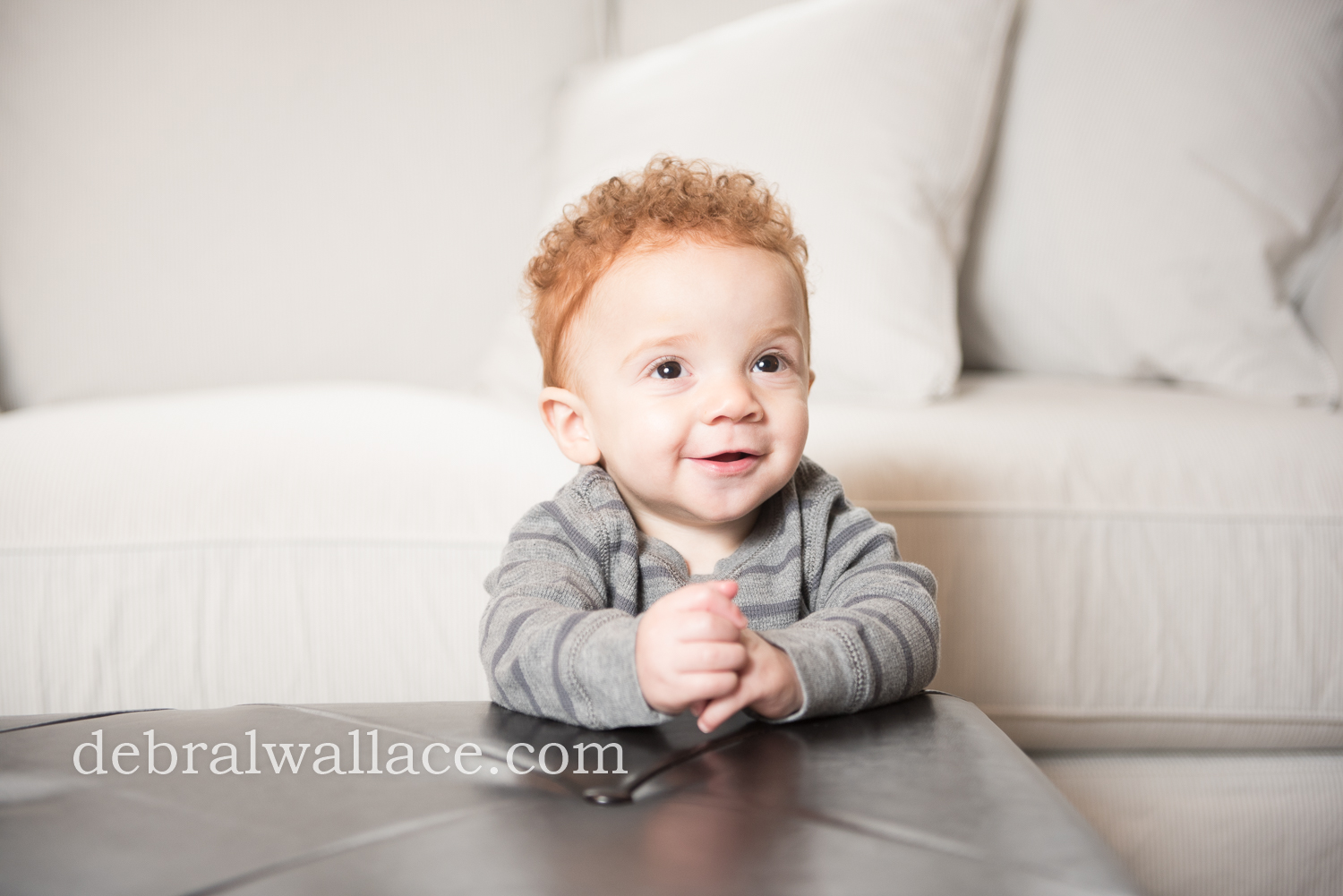 Webster NY 9 Month Baby Photography
