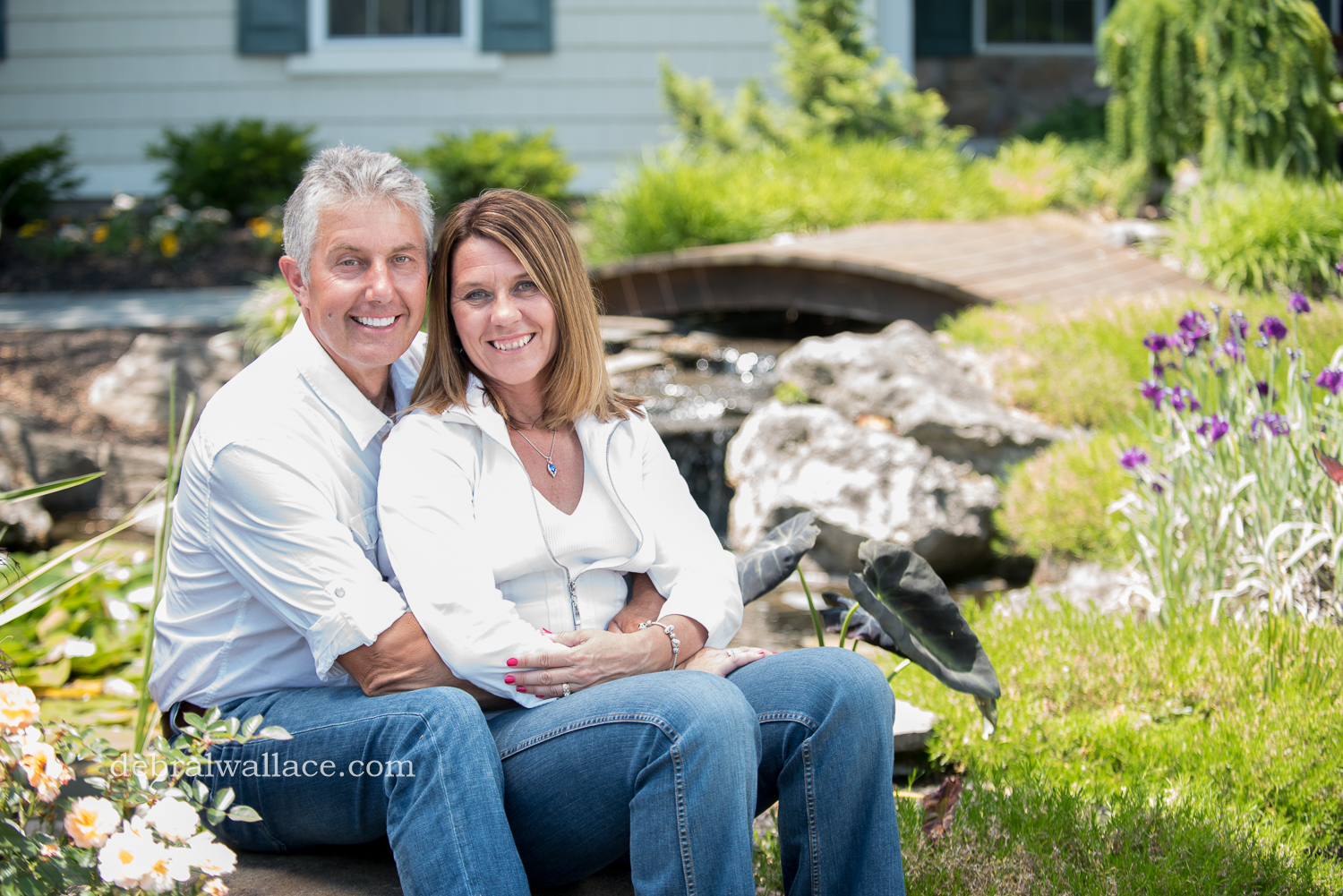 Penfield NY Family Photos professional landscaping couples photography