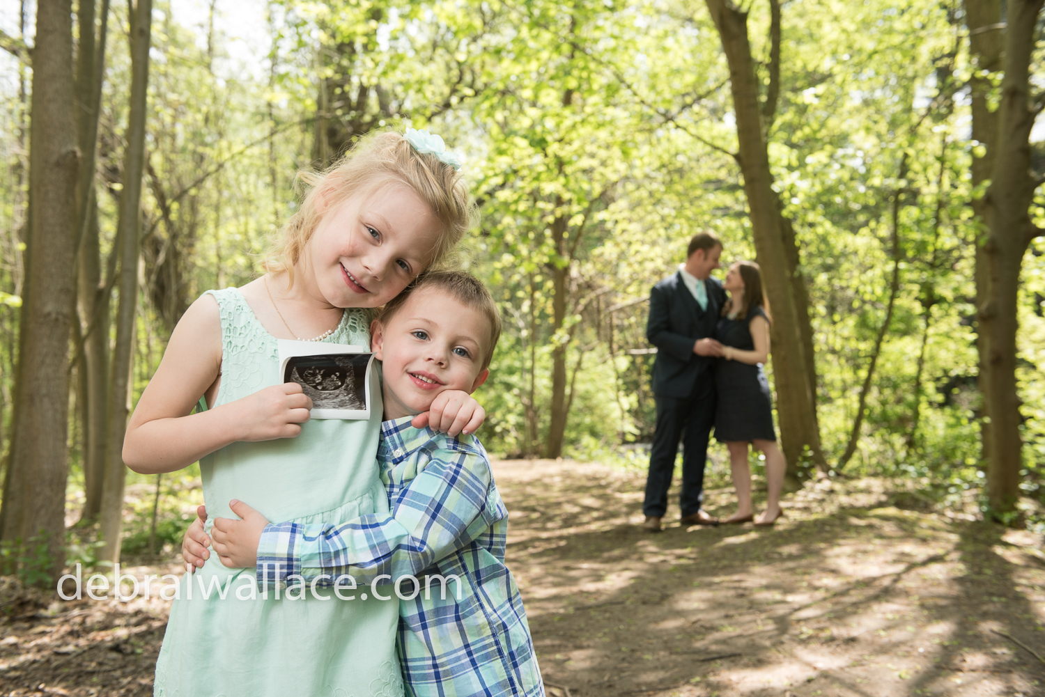 Corbett's Glen Family Photography