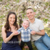 Lilac Festival Family Photography ~ Jamie & Peter