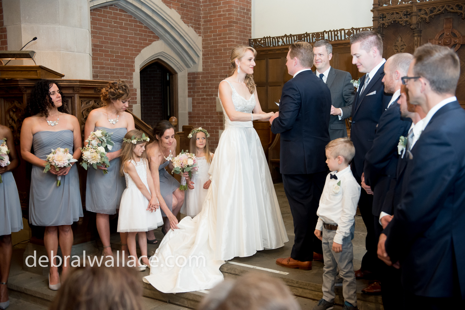 Colgate Rochester Divinity School Wedding Photography