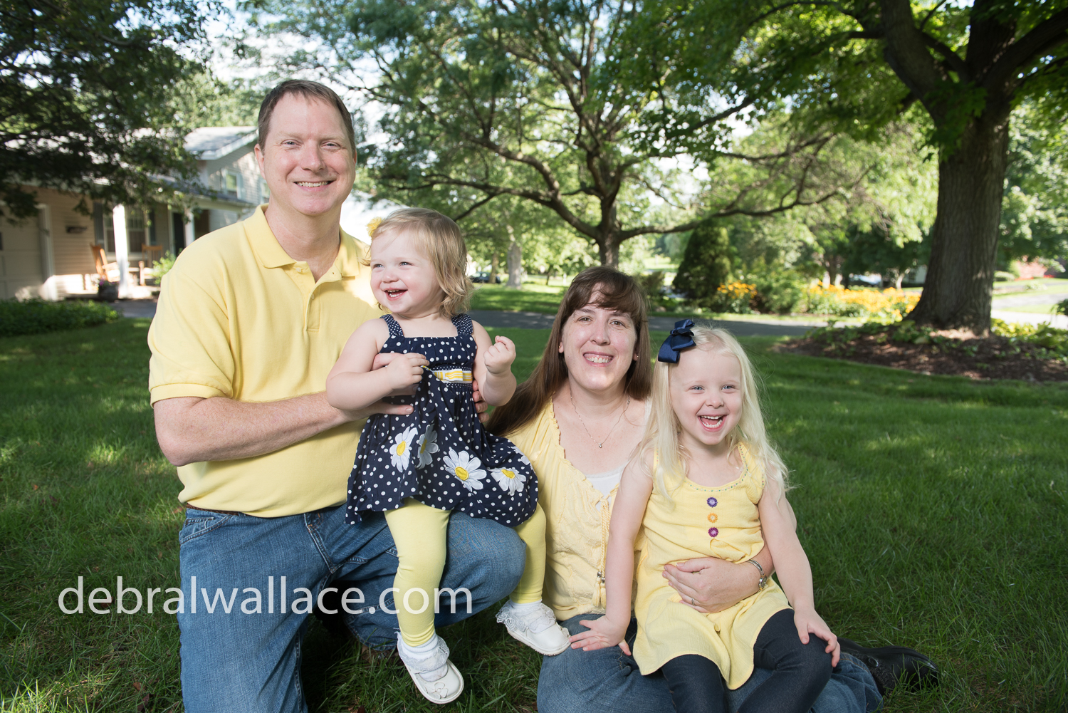 Penfield NY Extended Family Photography