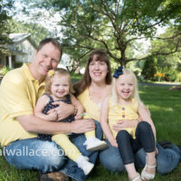 Penfield NY Extended Family Photography ~ Cheryl and Lance