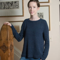 Rochester NY Clothing Photography ~ Gregory Hill Road Sweater