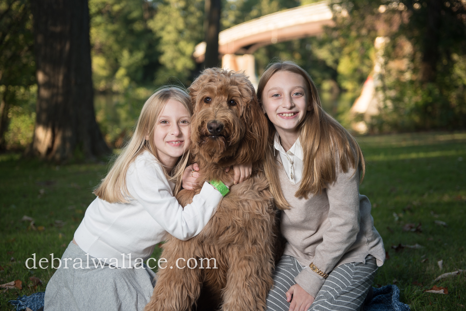 Genesee Valley Park Pet and Family Photography