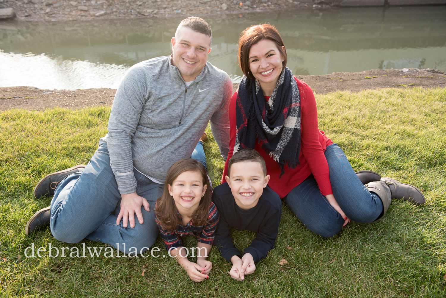 Spencerport Professional Family Photography ~ Julie & Kevin