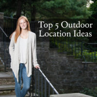 Top Five Outdoor Locations for Portrait Photography in Rochester NY