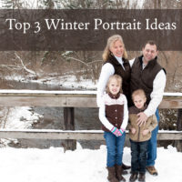 Top 3 Ideas for Professional Photos in Winter Rochester NY
