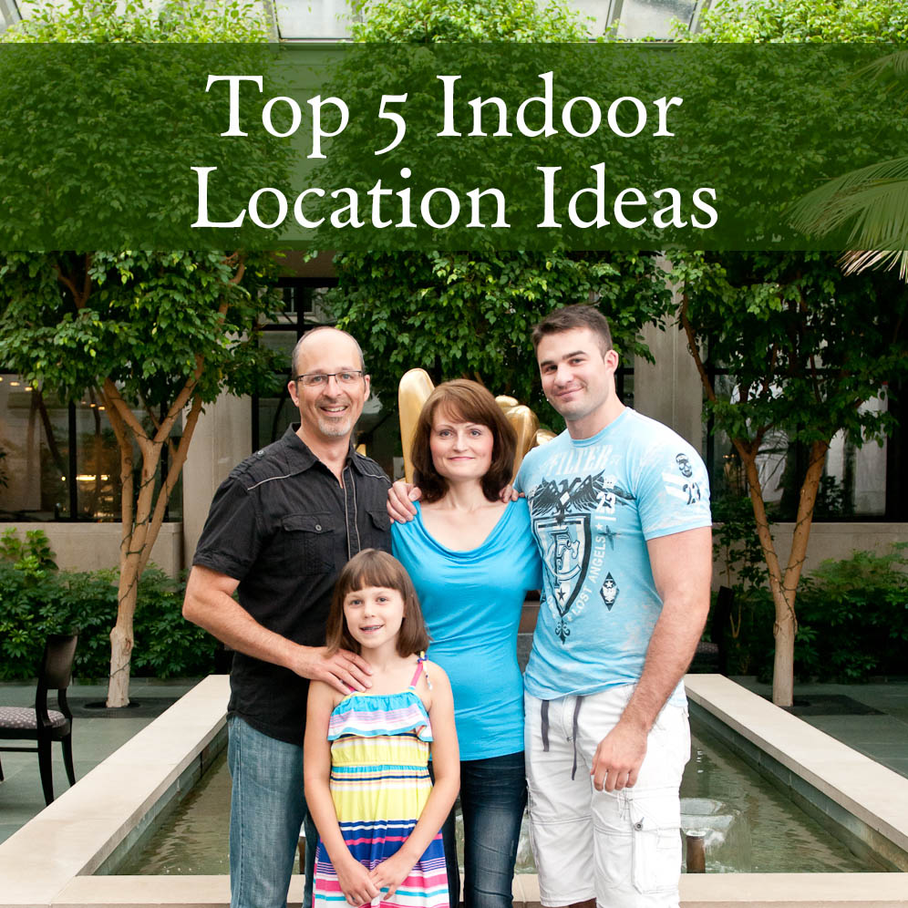 Top 5 Indoor Locations For Portrait Photography In Rochester Ny
